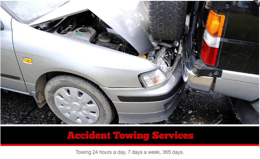 Accident Towing Perth And Breakdown Towing Services Perth
