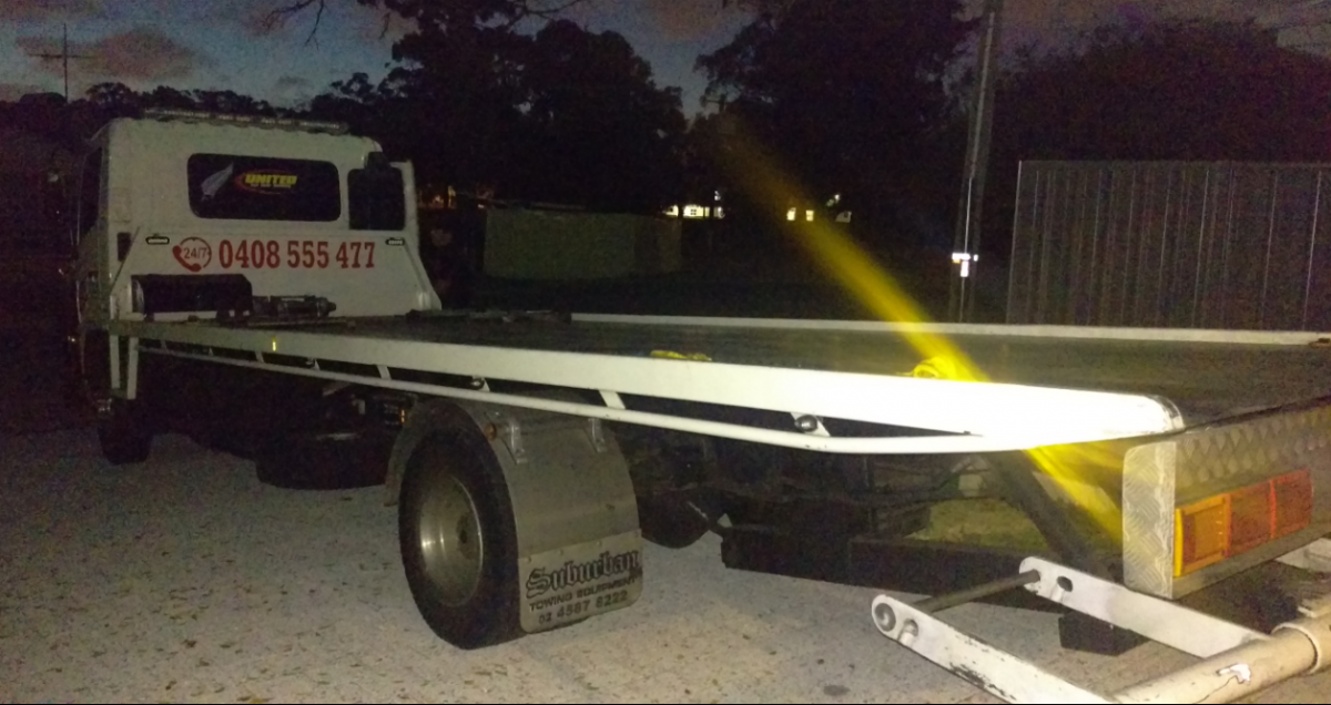 Professional Tilt Tray Towing Services