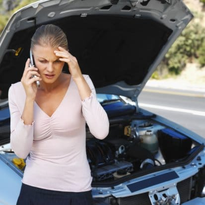 Breakdown towing services Perth