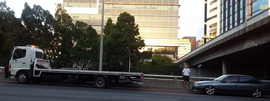 emergency Tow Truck